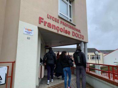 Conseil d'administration au Lycée F.Dolto de Guise