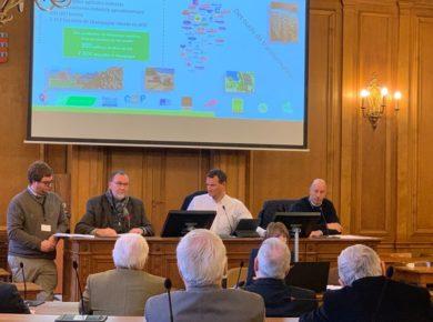 Conseil d'administration de l'Union des Maires de l'Aisne