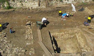 Le service archéologique du Département recrute !