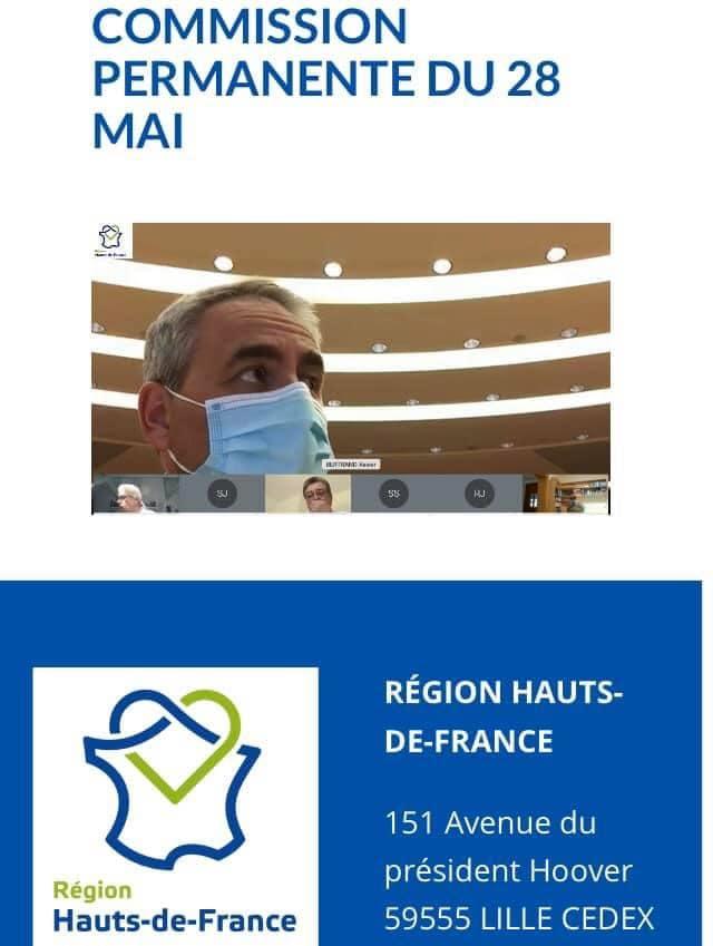 Conseil Régional des Hauts-de-France
