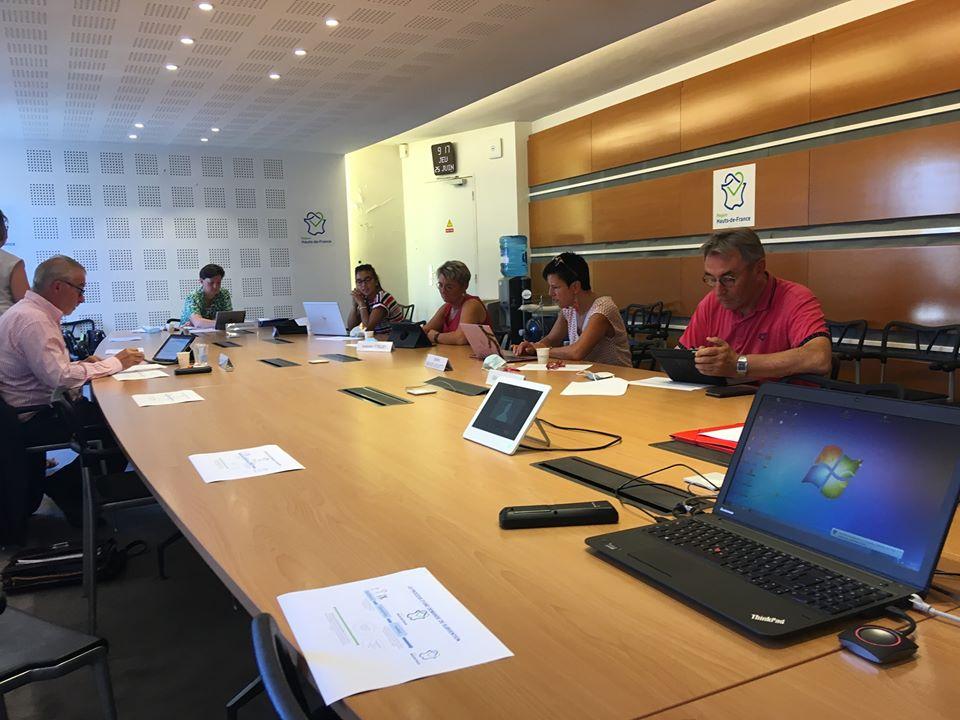 Commission 5 #HDF Lycée, Enseignement Supérieur & Recherche !
