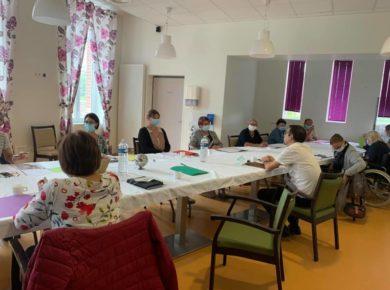 📌 Conseil d'Administration à l'EHPAD de Buironfosse en Thiérache !