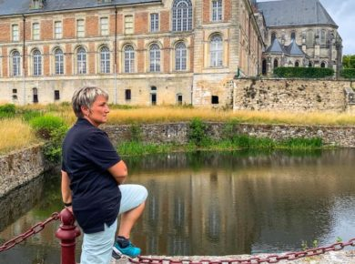 Sites incontournables en Thiérache, l'abbaye de Saint-Michel !
