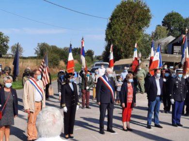 🇫🇷 Cérémonie du souvenir du Maquis d'Erloy