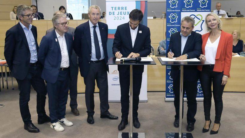 Les Hauts-de-France obtiennent le label « Terre de Jeux » pour Paris 2024