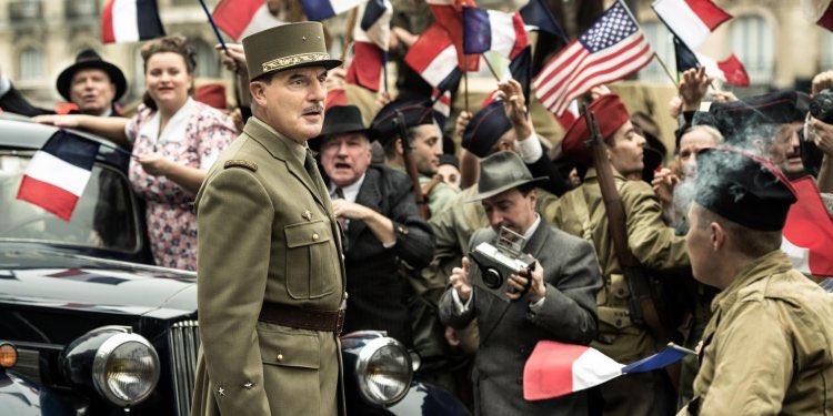 « De Gaulle, l'éclat et le secret » à #Lille. #hautsdefrance