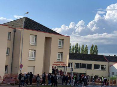Lycée des métiers F.Dolto à Guise