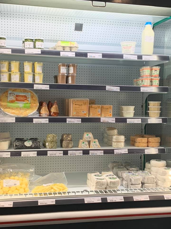 Boutique de produits Locaux & Bio en circuit court du Lycée Agricole de Thiérache