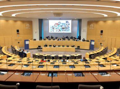 Commission permanente HDF