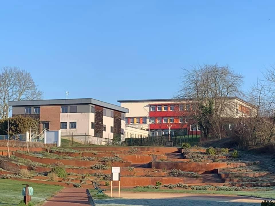 Collège « Charles Brazier » de Crécy-sur-Serre