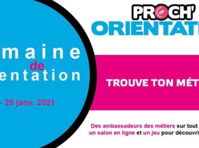 Proch'Orientation
