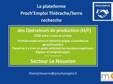 Proch'emploi hdf