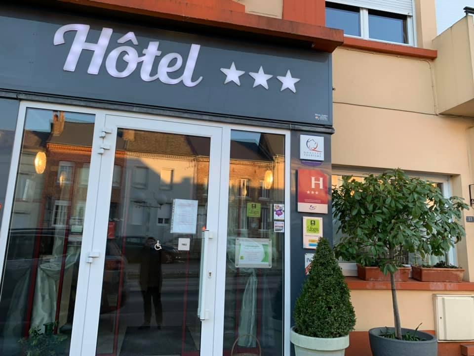 Hôtel Restaurant La Paix ***