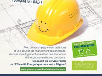 La Région Hauts-de-France vous aide à financer la rénovation