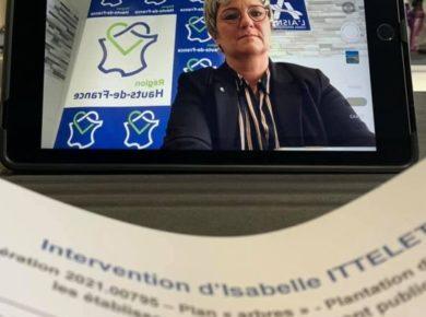 Hauts-de-France Plan « arbres »