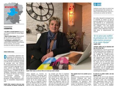 presse Isabelle Ittelet