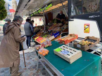 marché de Marle