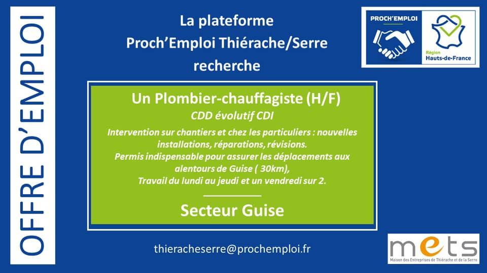 emploi en Thiérache