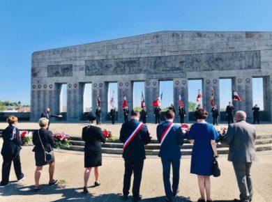 Commémoration du Mémorial Day