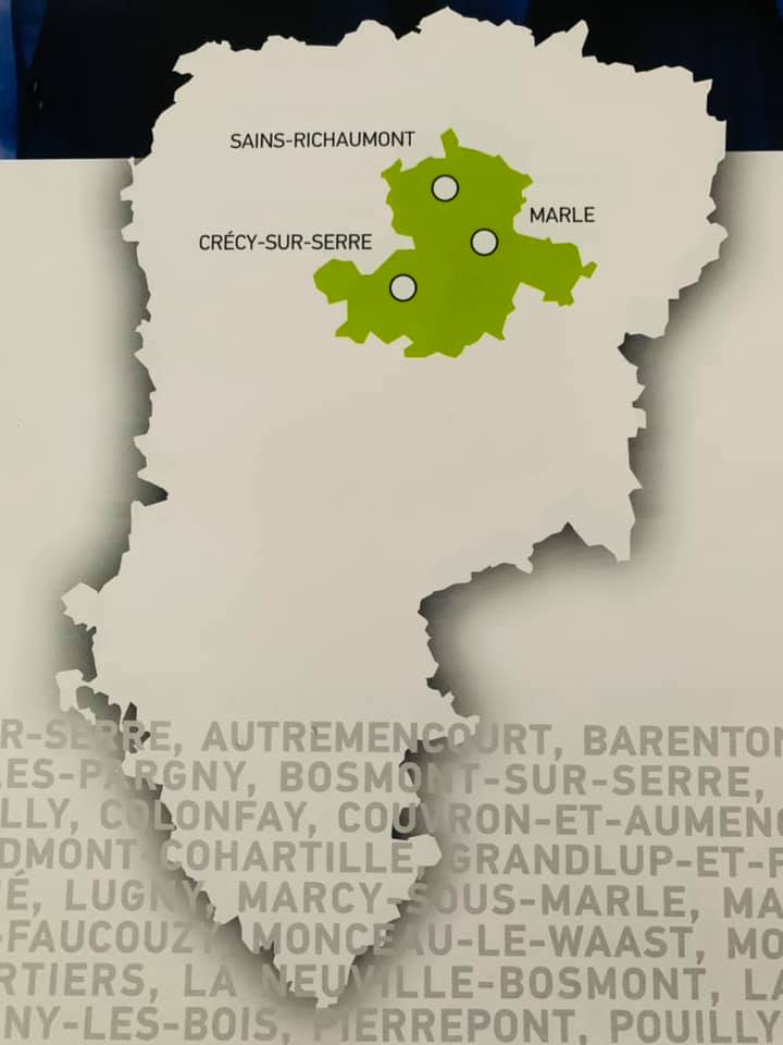 VOS ÉLUS DE PROXIMITÉ - Canton de Marle