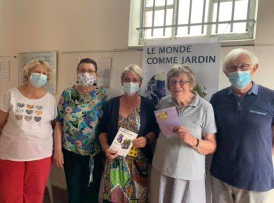"""""""LE MONDE COMME JARDIN"""" à LEMÈ"""