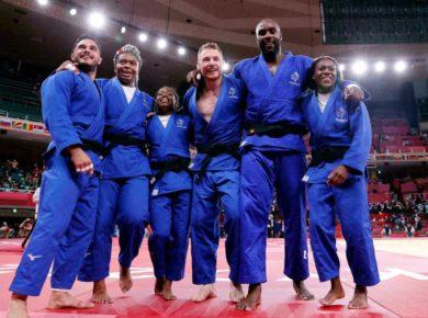 France Judo / Médaille d'Or