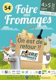 Foire aux Fromages de La Capelle